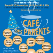 - Novembre 2019 : Café des Parents Carrefour Sannois